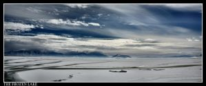 the frozen lake by iamadem