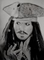 JACK SPARROW by Danielepds