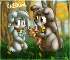 Idano - Childhood by PhantomCat