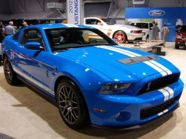 2012 Shelby GT500 n Boss 302 by Partywave