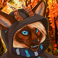 Autumn Icon - Kace by thornwolf
