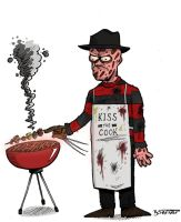 Cookout on Elm Street by BChapman