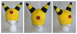 Ampharos Pokemon Hat by cutekick