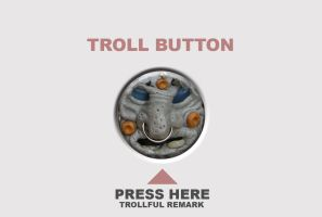 Troll Button by Dinuguan