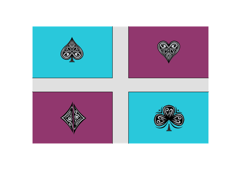 Rabell Flag by Symphan