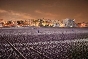 Beach Lights by leographics