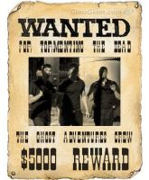 Ghost Adventures wanted poster by CaliforniaHunt24
