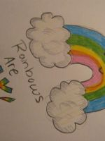 RainBows are GAY by ImHerMonster
