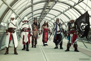 Assassins's Creed Cosplay Italian Community by 6Silver9