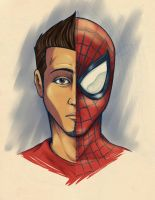 Comics_Spidey by ElComics