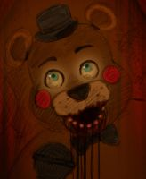 Five Nights at Freddy's - Happy Bite Day by jameson9101322