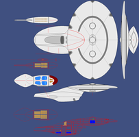 High-z Project: 'Catalina' Long Range Scout WIP1 by Danny420Dale