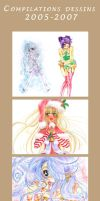 Compilation dessins 2005-2007 by Grimmart