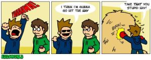 EWcomics No.31 - Tired by eddsworld