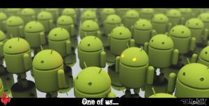 Android by barrymdesigns