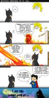 Batman's Audition by Foxie-chan