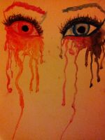 Crying Colours by MariellaDeAwschum
