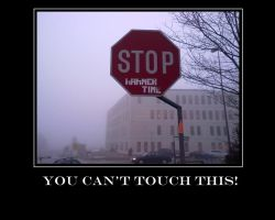 Stop Hammer Time by Lionessss