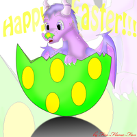 Happy Easter 8DDDD by Fire-Flame-Fan