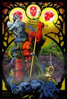 Hellboy TMD by DONAHUE-t