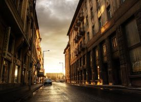 Hungarian streets III. by realityDream