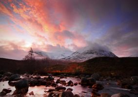 Sron na Creise - Scotland by DL-Photography