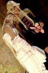 Two sisters, only one person :- Chobits CosPlay -: by Laurelin-CosPlay