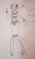 ProjectZODIAC: VIRGO Design by Rosenbrautfashion