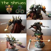 The Shriven by EmperorBassexe