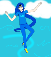 John Egbert by maybemorgansonfire