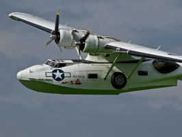 Catalina Close up Sywell 2012 by davepphotographer