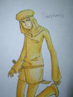 Stephano by RandomTacoLuver