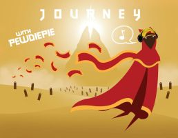 Journey with Pewdiepie by johnnygreek989