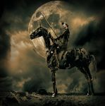 The night of Quijote by mariano7724