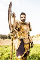 Dwemer Armor Cosplay 1 by Nerv-0
