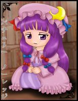 Patchouli Knowledge by jade161588
