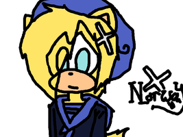 HETALIA SONIC NORDICS .:Norway:. by TeaTheHamster