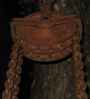 Rusty Pulley 2 by stock-by-silver