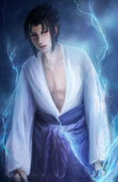 Sasuke's Resentment by Suixere