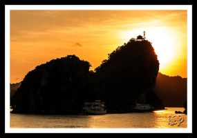 Ha Long Bay - Vietnam - Series: No 16 by SnapperRod