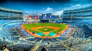 Yankee Stadium Opening Day by pennuja