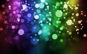 Bokeh effect wallpaper 1 by CucuIonel