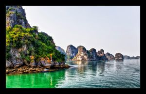Halong Bay Extreme by WiDoWm4k3r