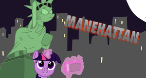 Manehattan by thecoltalition