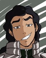 Kuvira Colored by Justsayinq
