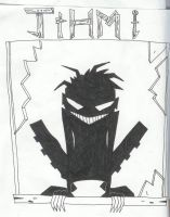 Johnny the Homicidal Maniac by jiujitsubuddah
