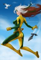Rogue...... again. by christeeeny