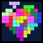 Tetris love by CamilaOtremba