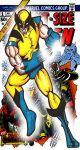 2nd Classic Wolverine by RWhitney75