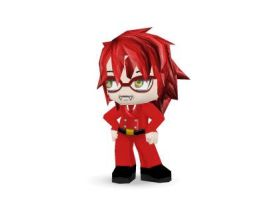 Grell by GoddessofSong